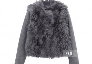 Куртка меховая Massimo dutti, размер S (36)