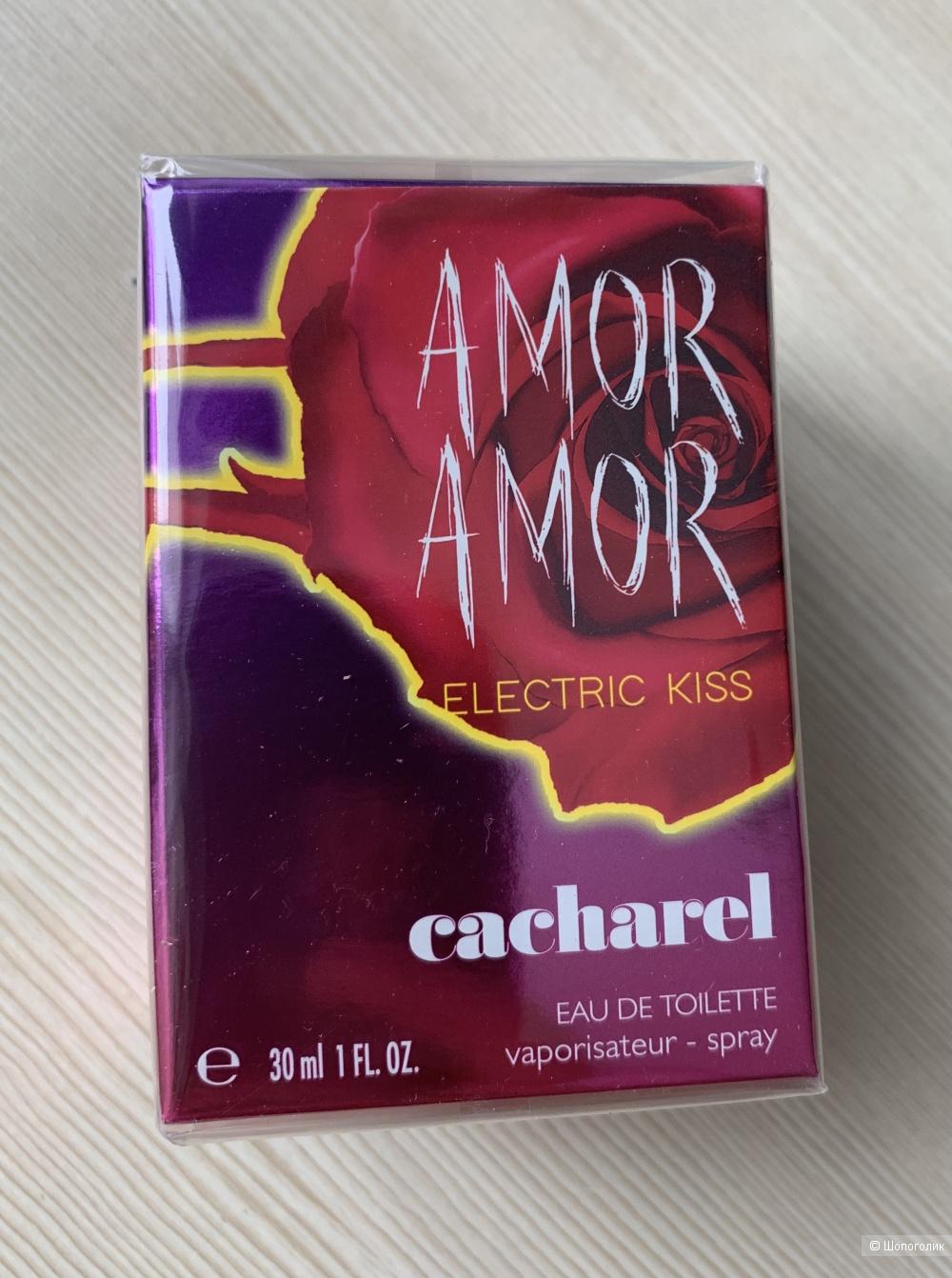 Туалетная вода Cacharel Amor Elecrtic Kiss, 30 ml