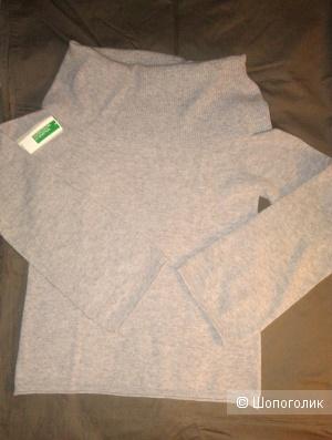 Свитер 100% wool Benetton S