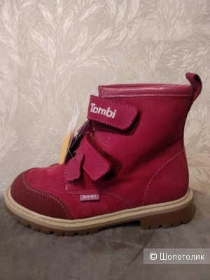 Зимние ботинки Tombi 29 р-р