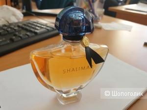 Парфюмированная вода guerlain shalimar 50 ml