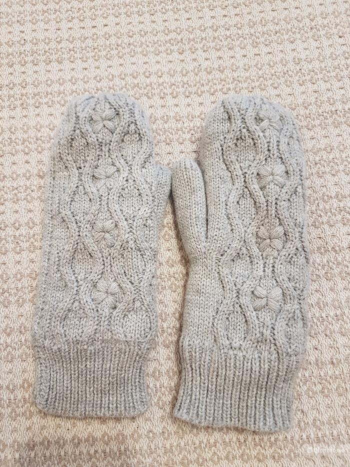 Шапка+ рукавицы Marmalato one size