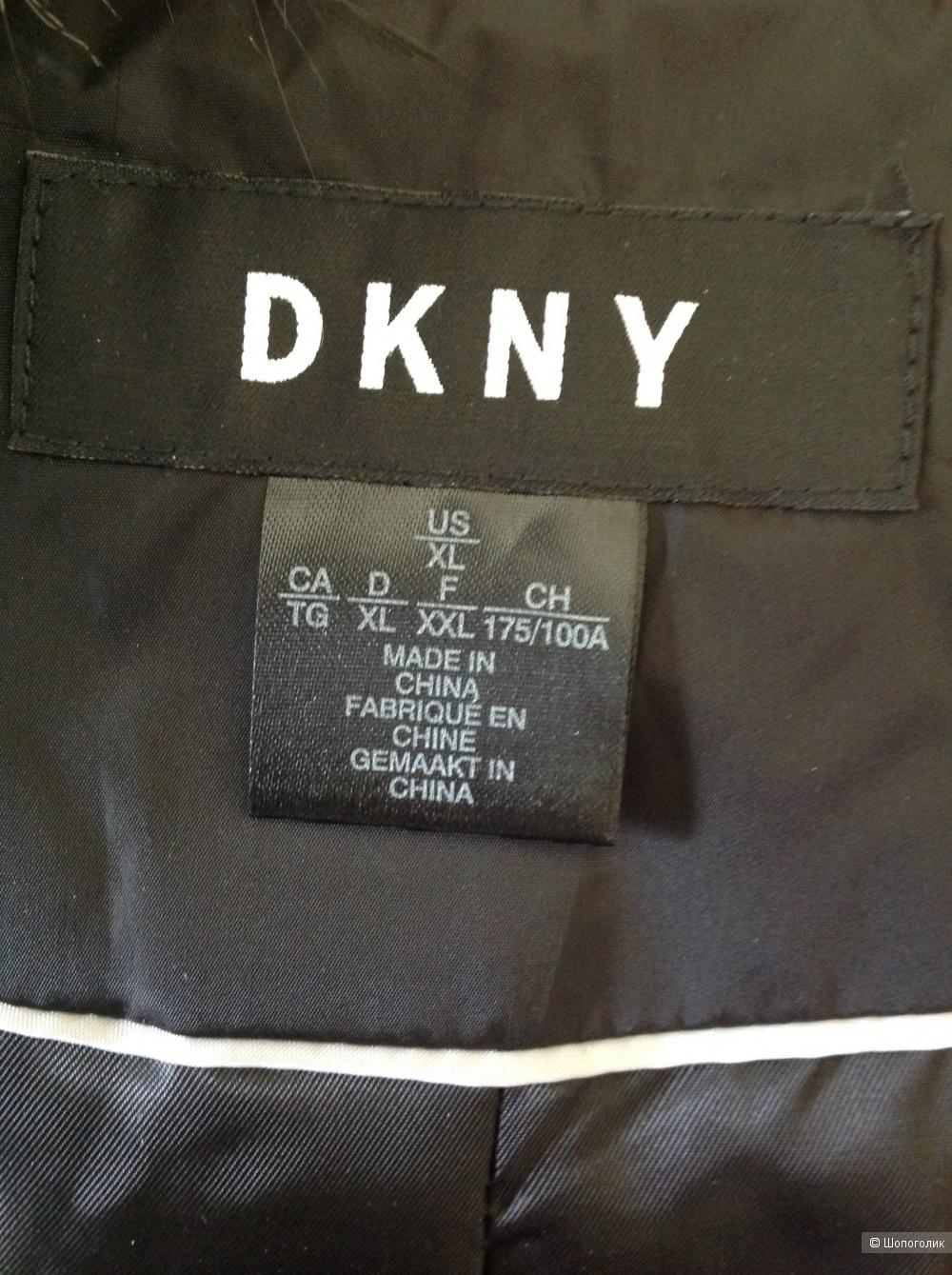 Пуховик DKNY, размер XL