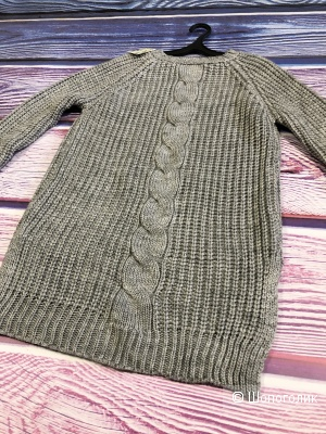 Женский удлиненный свитер Se&Se р.42-48