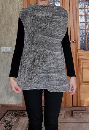 Кофта Sarah Pacini, размер универсальный, от 42-44 до 52