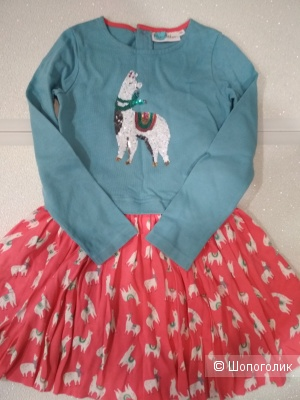 Платье Boden размер 7-8 лет