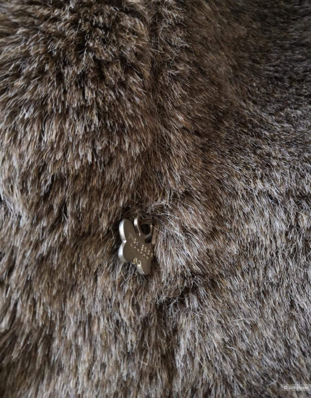 Меховой жакет New London, размер 46-48