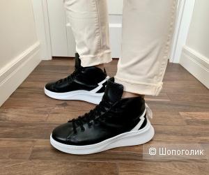 Кожаные ботинки Savio Barbato 39-39.5