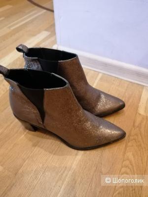Кожаные ботинки Dune London 40 размера