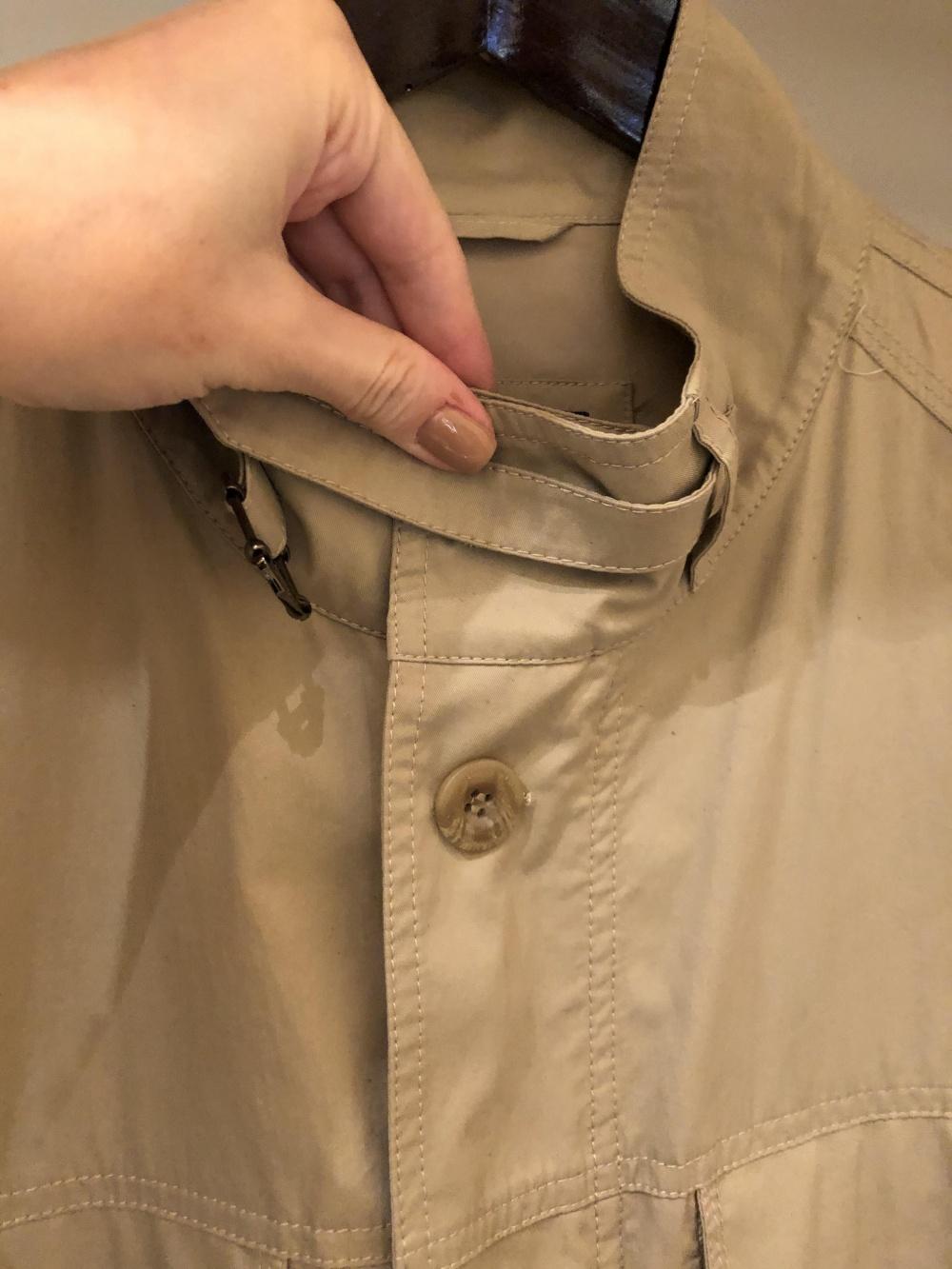 Куртка Alessandro Manzoni, размер 52