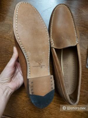 Туфли мужские Кожа США ручная работа