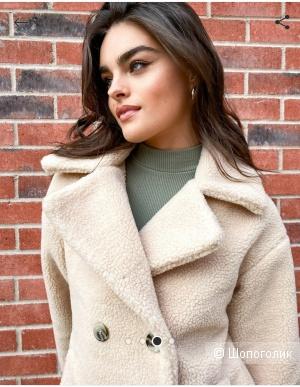 Плюшевое пальто Urbancode, размер 48