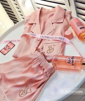 Комплект пижама топ и блуза Victoria's secret, 42-48