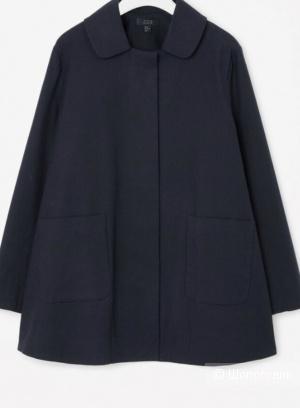 Хлопковое пальто COS размер EU34