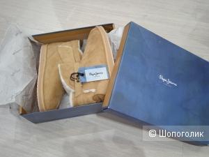 Pepe jeans London угги, 38-39 размер