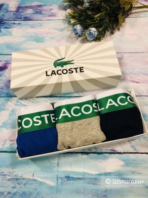 Мужские подарочные наборы Lacoste,размеры L,XL,2XL
