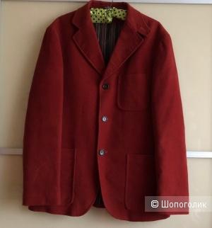 Бархатный пиджак Tagliente,50-52