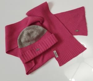 Сет шапка и шарф , Stillini,до 11 лет