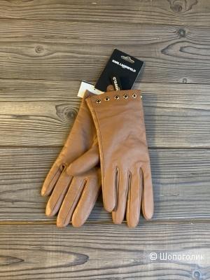 Перчатки Karl Lagerfeld, р. S