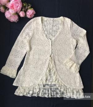 Блузка женская Cream. Размер 48-50
