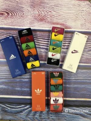 Носки мужские и женские Adidas