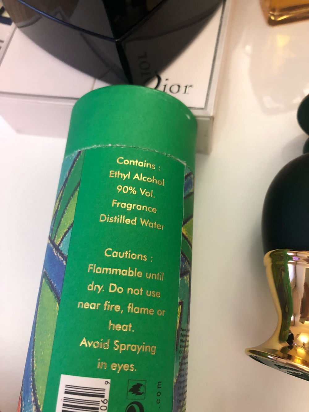 Парфюм Rasasi Romance Eau De Parfum.45 ml.