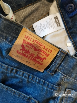Детские джинсы, Levi Strauss, 8