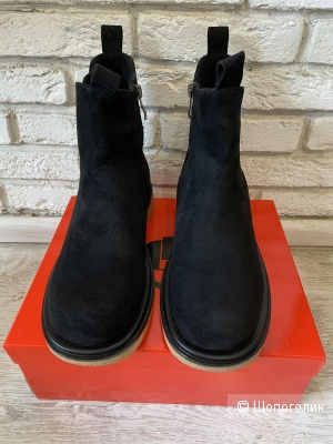 Сапоги ботинки Black, 38