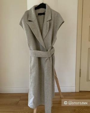 Удлиненный жилет Zara размер S