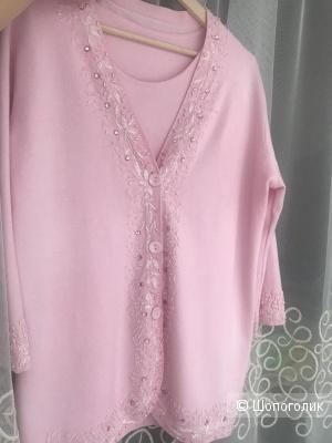 Кардиган блузка  Италия размер L
