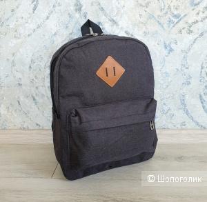 Рюкзак школьный/для учебы (черный)