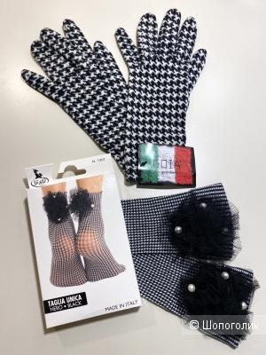 Сет из 2-х вещей: Перчатки Goia +Носки Gi&Gi