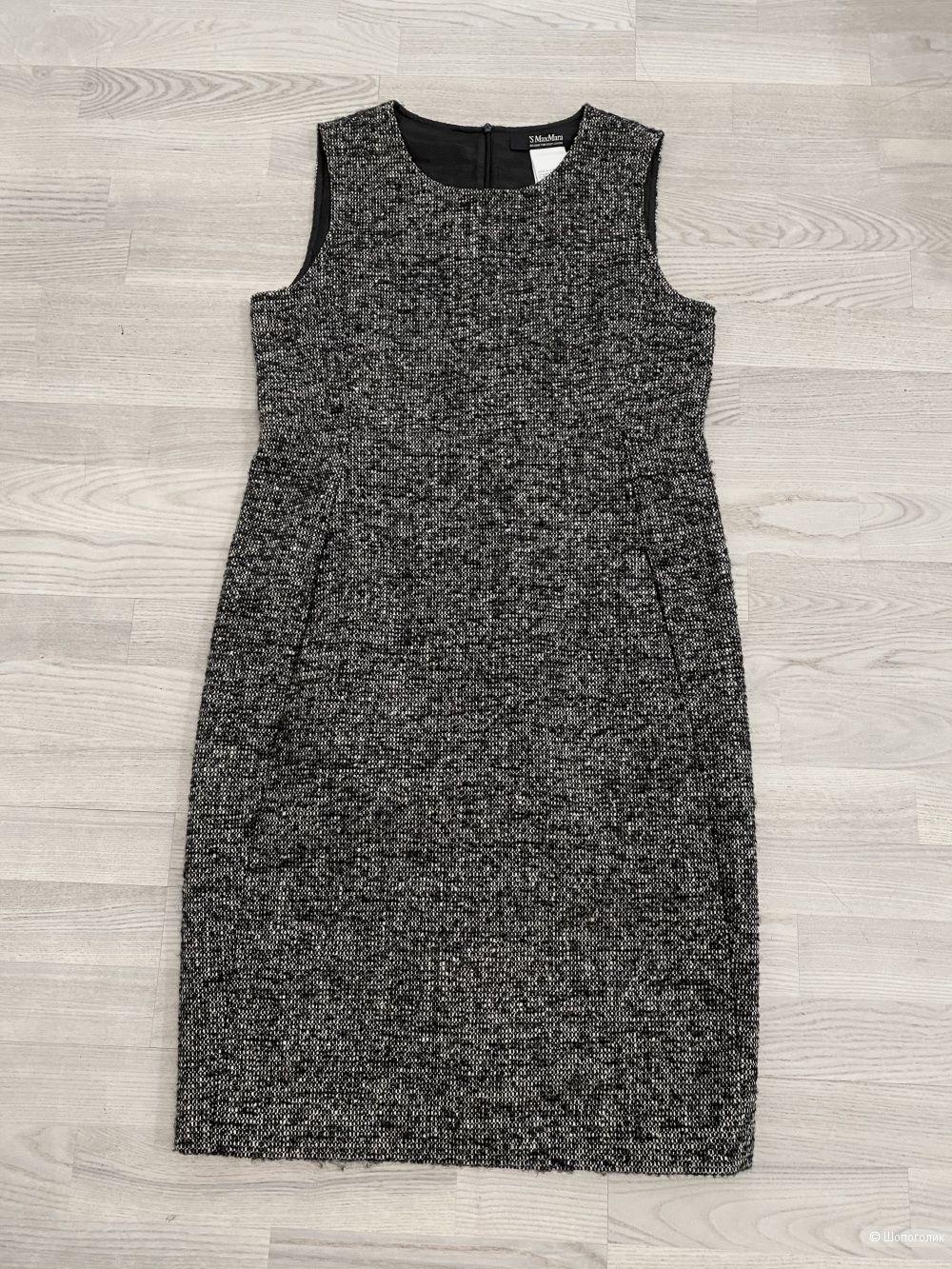 Платье Max Mara, размер s-m.