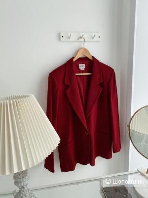 Шерстяной пиджак Коret  размер 12