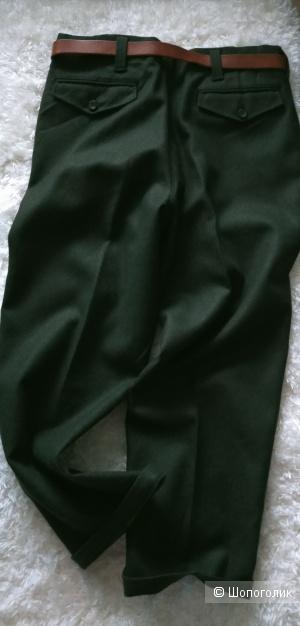 Шерстяные брюки L. l. Bean размер 46-48-50