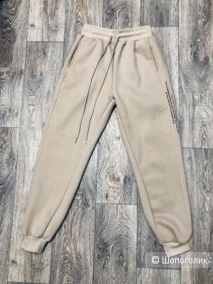 Утеплённые женские штаны р.42-46