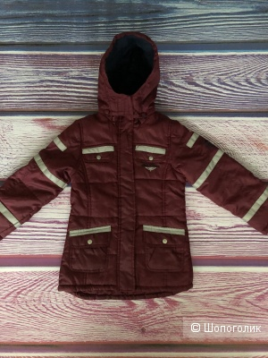 Куртка для девочки Pepperts р.128