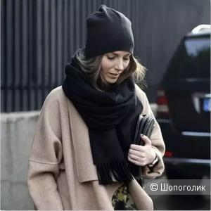 Шерстяной шарф enlist, размер 24*150