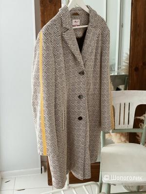 Пальто Miss E  studio размер  xxl