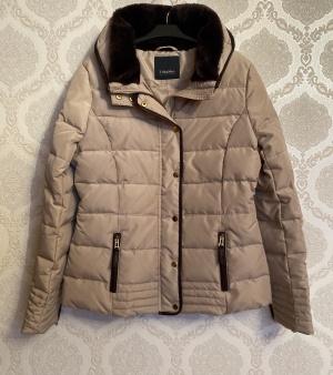 Куртка пуховик MaxMara размер 48-50