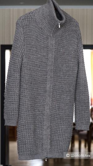 Вязанное пальто IXOS Италия