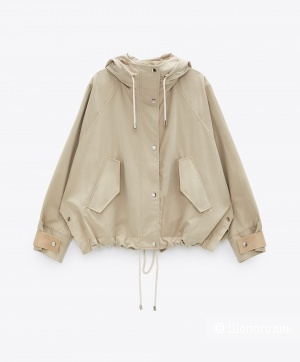 Куртка, ветровка от Zara, plus size р.50-56