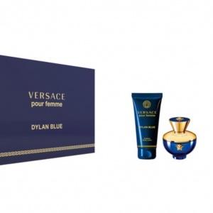 Парфюмерный набор Versace Dylan blue pour  femme, 30 ml + 50 ml