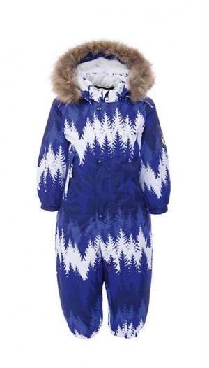 Детский зимний комбинезон Bjorka, размер 80
