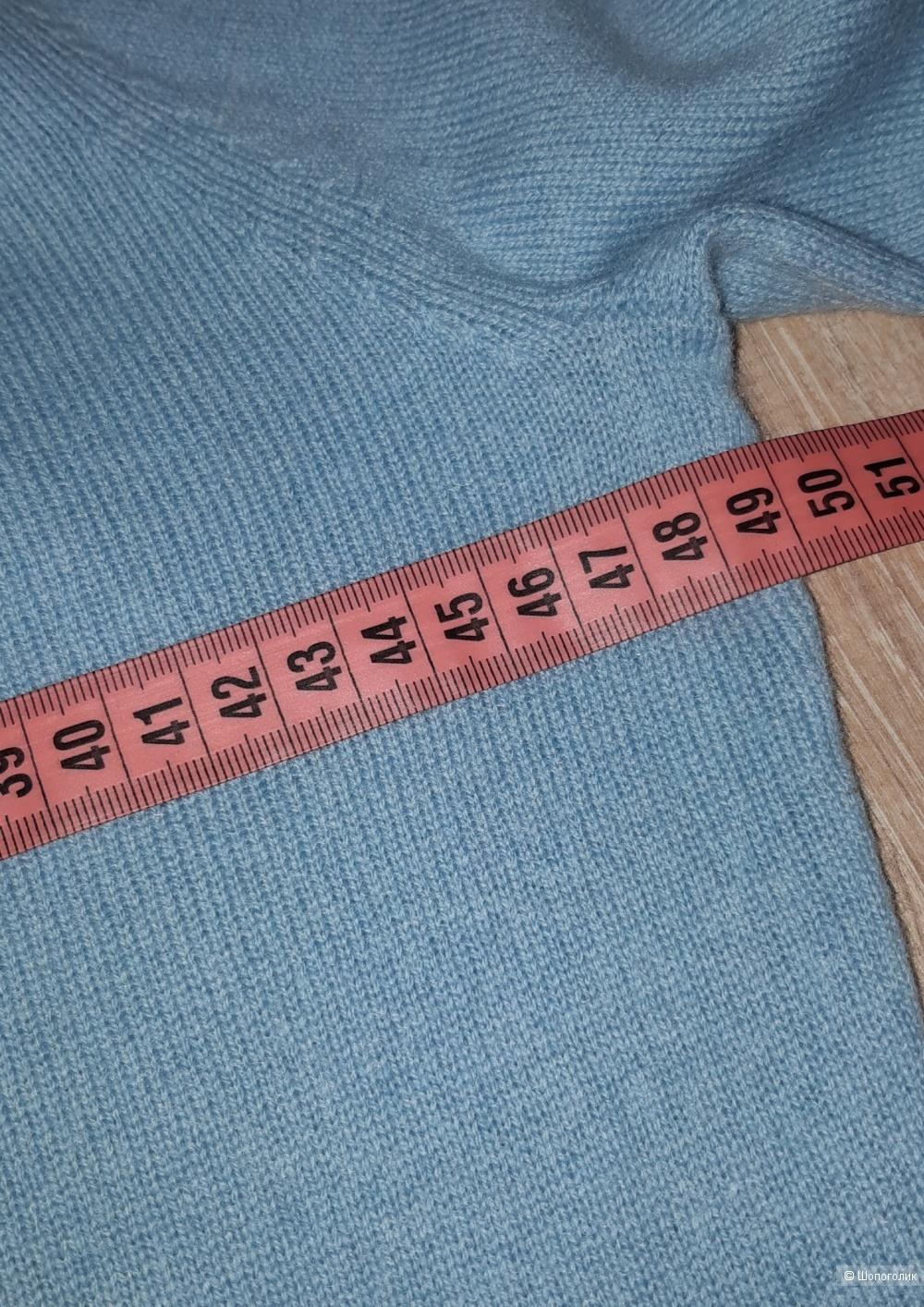 Шерстяная водолазка benetton, размер 46/48