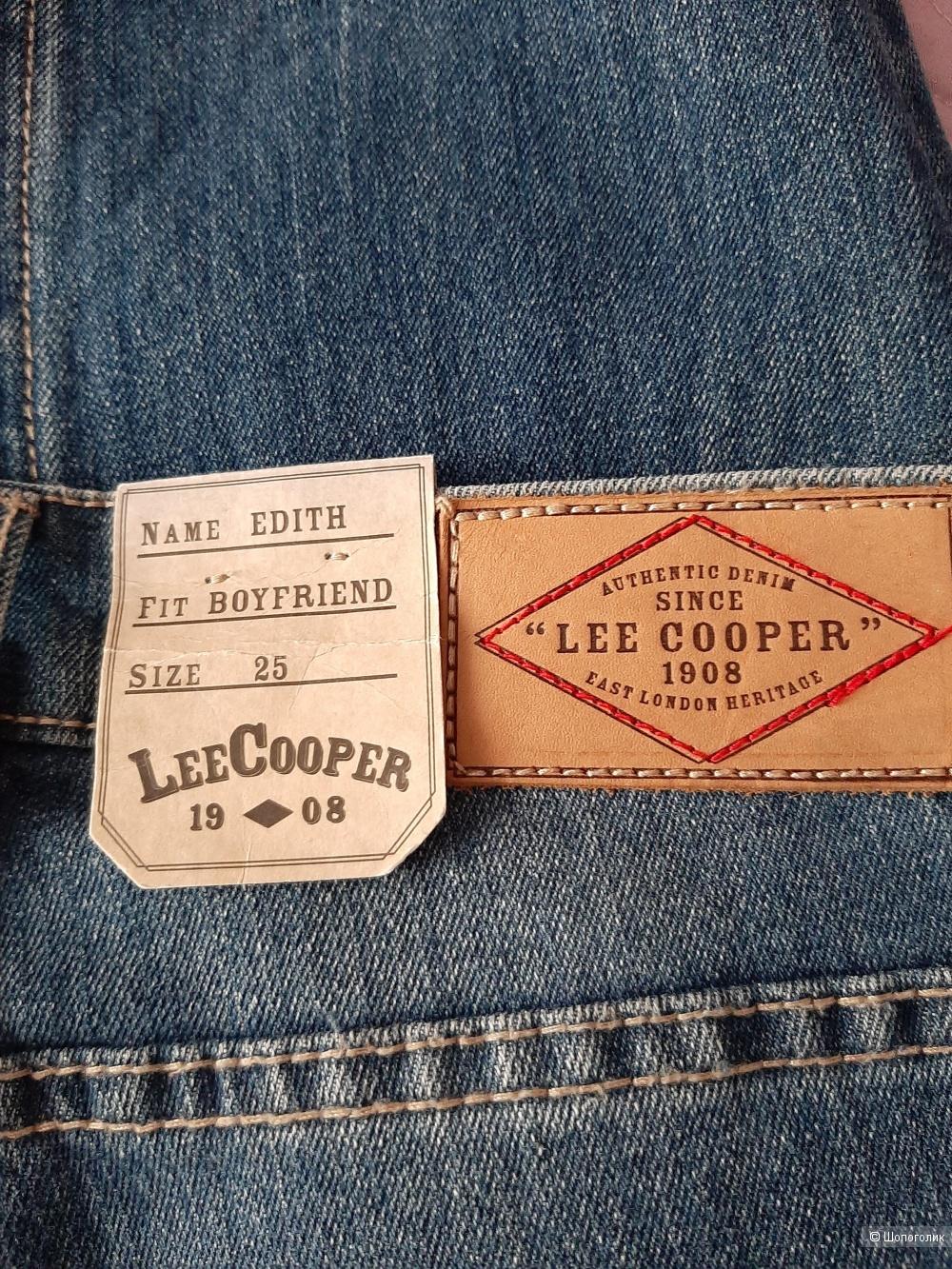 Джинсы Lee Cooper, W 25 (большемерят)