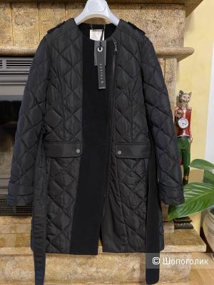 Болоневое пальто Ashley B. размер 40-42-44