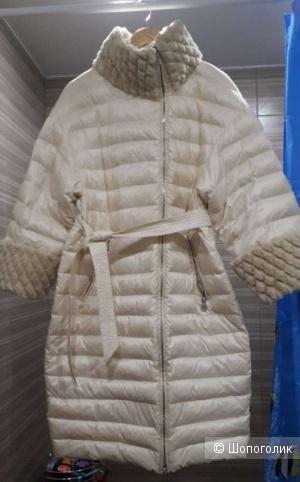 Пальто пуховик NAUMI 46-48-50