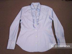 "Блуза/ рубашка, Италия ""Caliban"", 46 размер."
