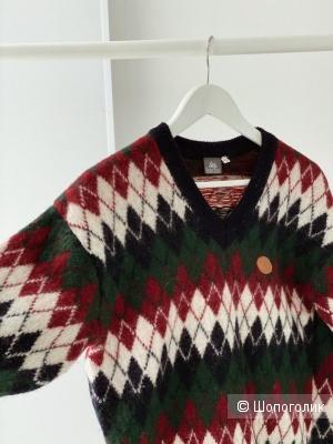 Шерстяной пуловер UnderWood размер XS-S-M